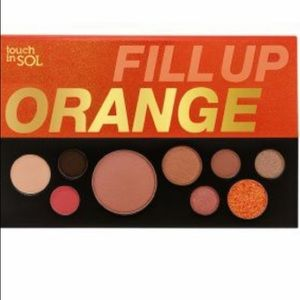 2/$30 Touch In Sol Orange Fill Up Eyeshadow New